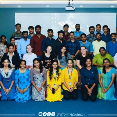 Britfort Academy IELTS Batch